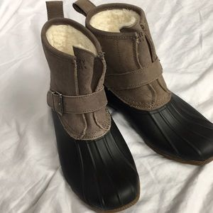 Brand new Sperry Boots